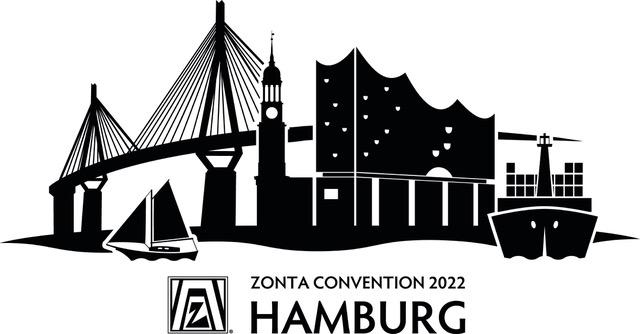 Logo Zonta Convention 2022 Hamburg