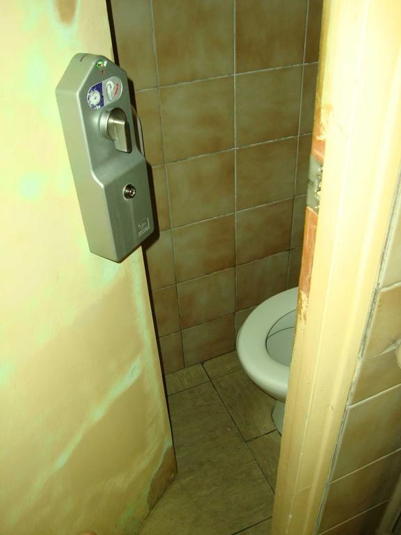 MAIRIE de MAISONS ALFORT WC publics