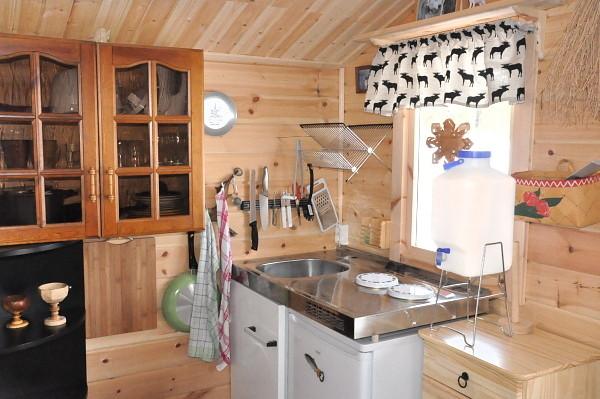 Rentierhütte