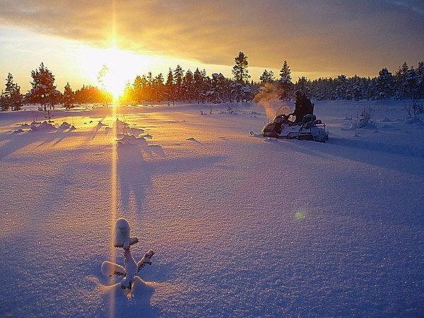 Abenteuer in Lappland