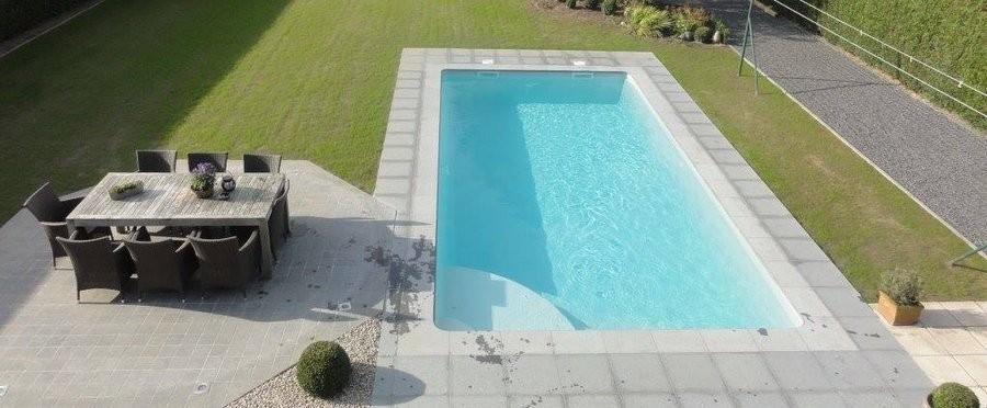 Bahia polyester zwembad mattimmo for Zwembad thuis prijzen