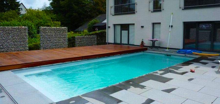 aruba piscine coque polyester 9 m tres mattimmo. Black Bedroom Furniture Sets. Home Design Ideas
