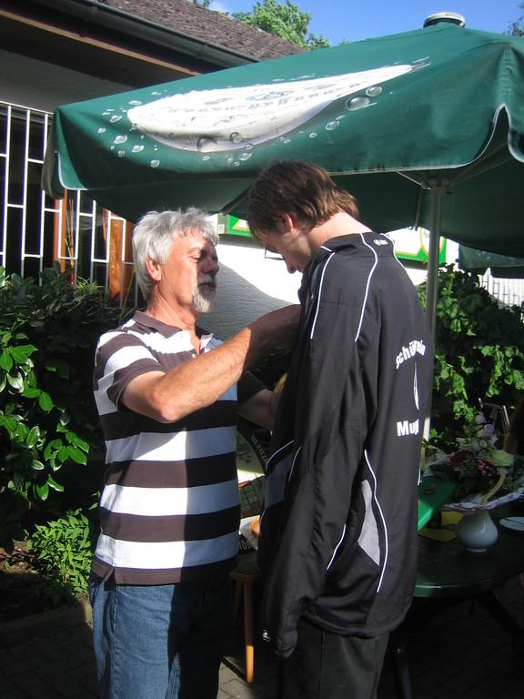 2. Jugendritter 2012 Bastian Beckert