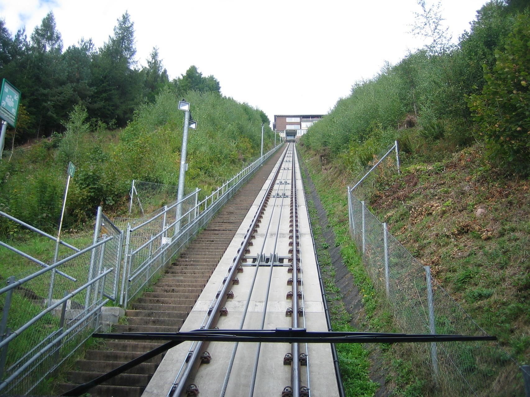 Los geht´s mit der Sommerbergbahn