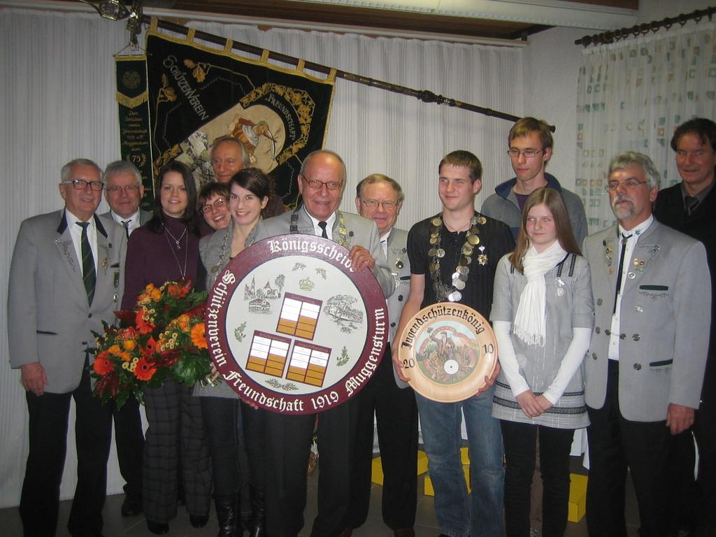Die Königsfamilie 2010