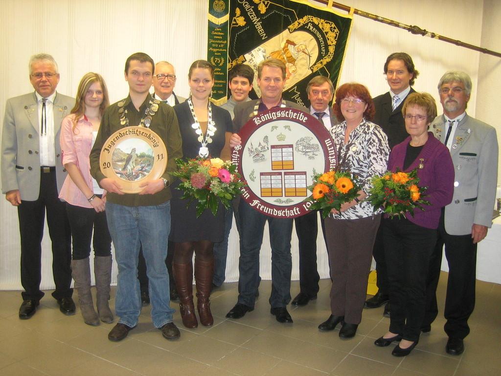 Königsfamilie 2011
