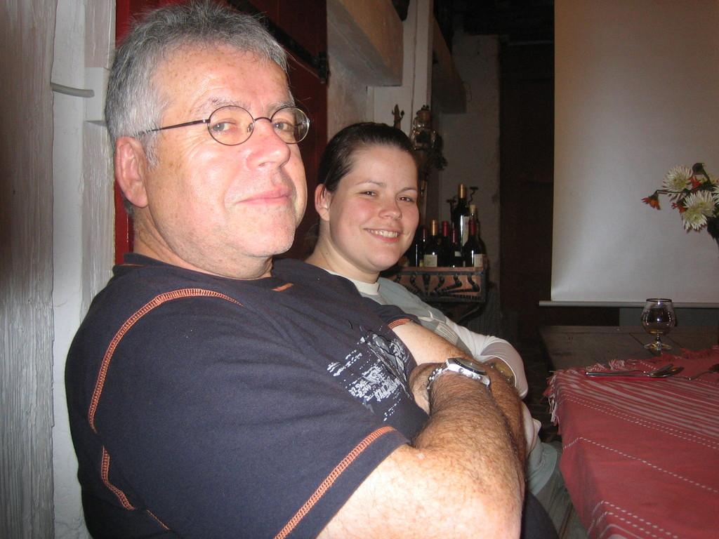 Richard und Sanny