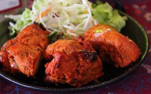 チキンティッカ(chicken tikka)