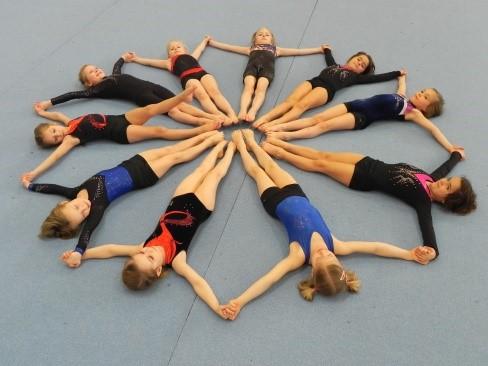 Schnupperstunde des TSV Gaimersheim für alle turnbegeisterte Mädchen