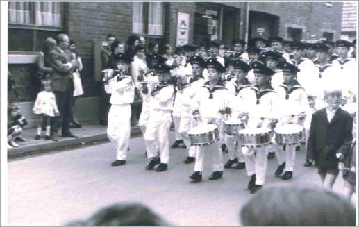 Jugendkorps 1970