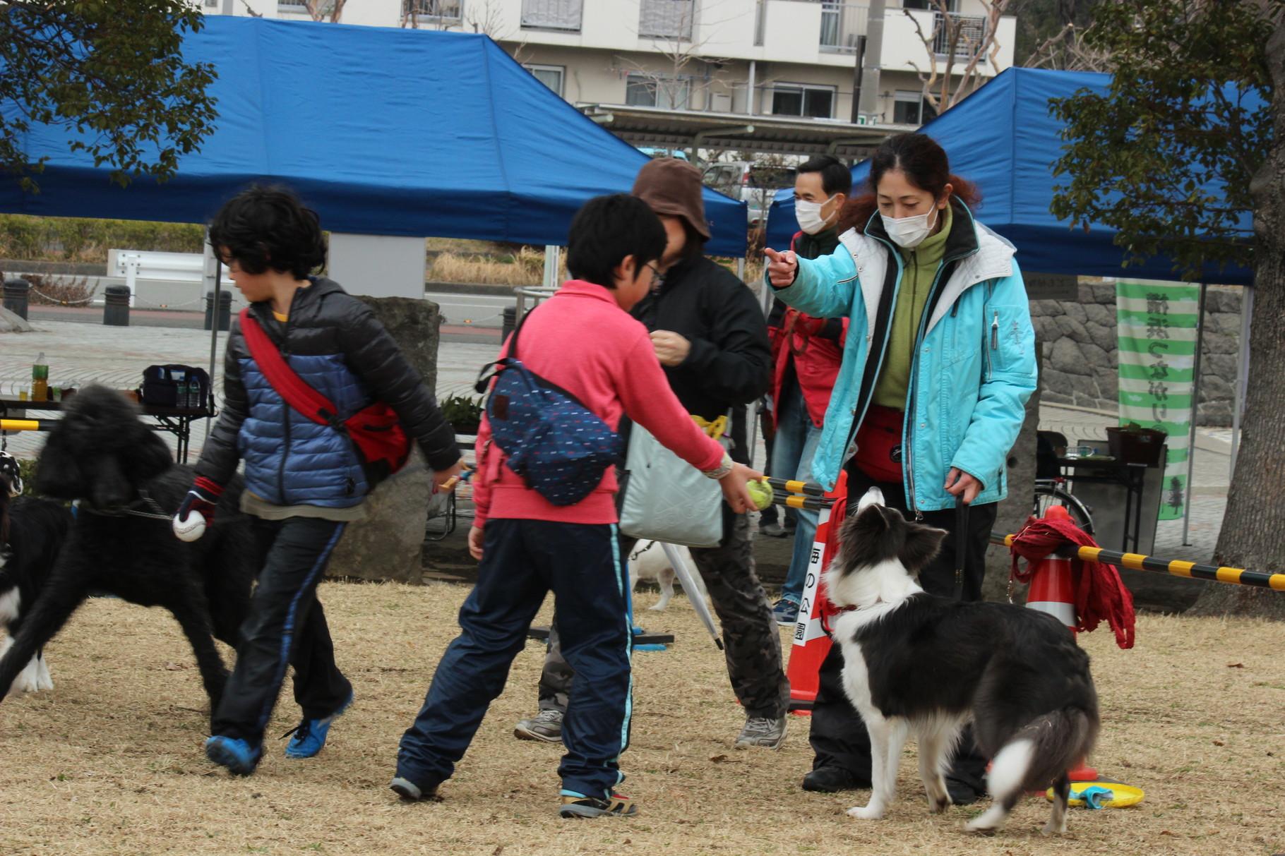 長浜公園や金沢動物園のイベントにも協力して戴きました。