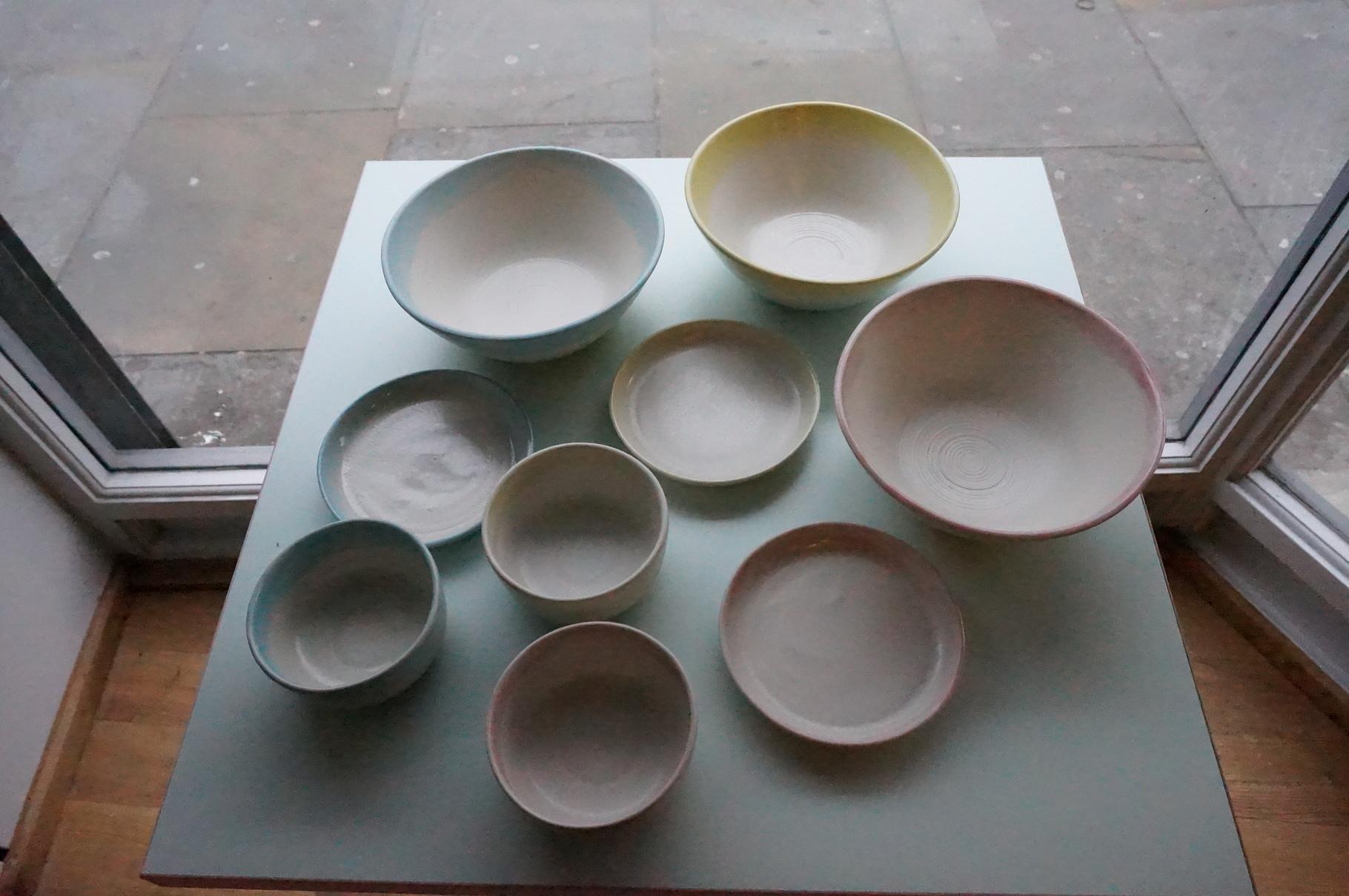 Yuka Kikumoto -Japanese ceramic artist-
