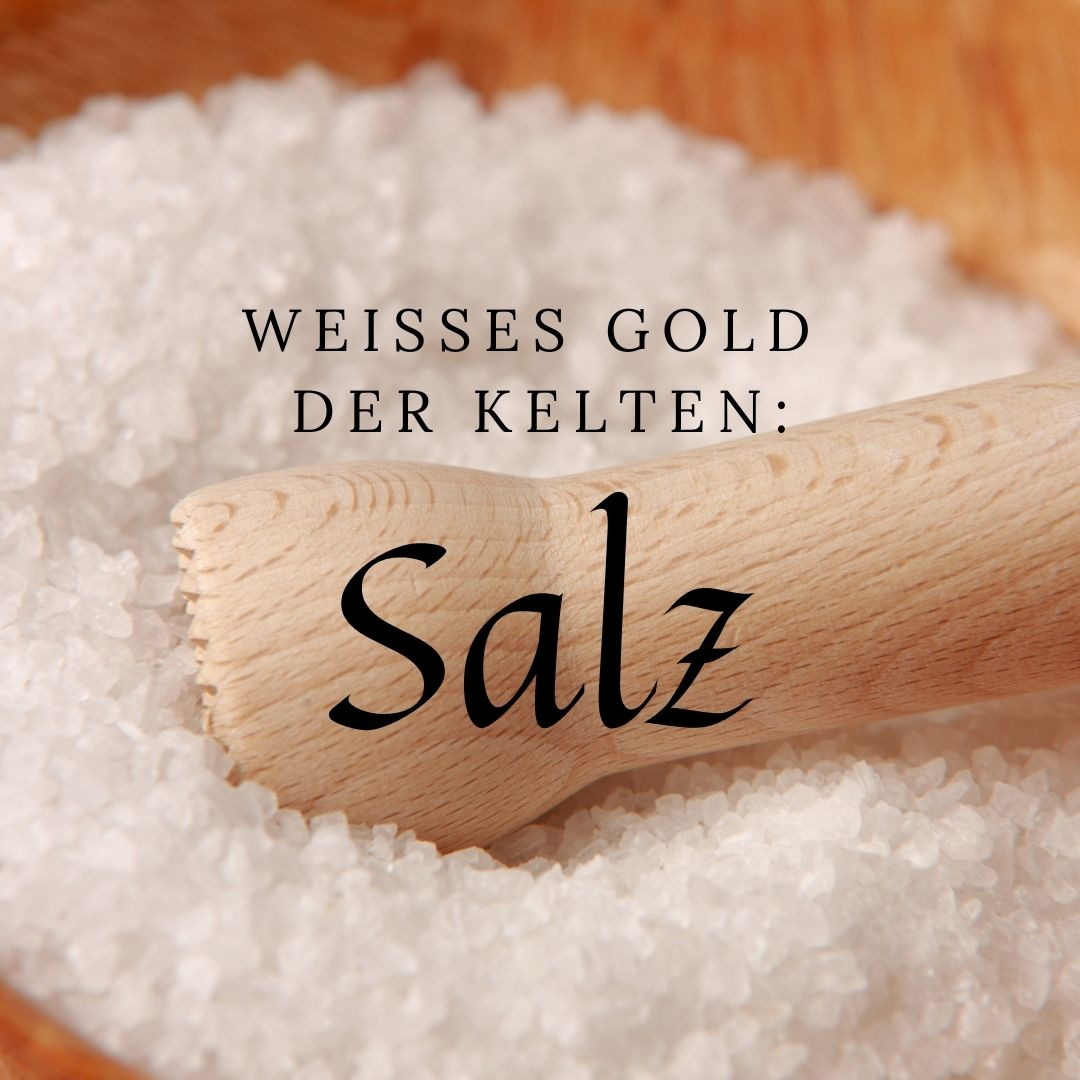 Salz - aber wie?