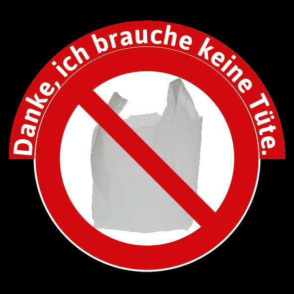 Keine Plastiktüten Mehr