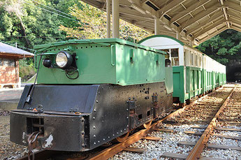Riding the Electric Rail Car