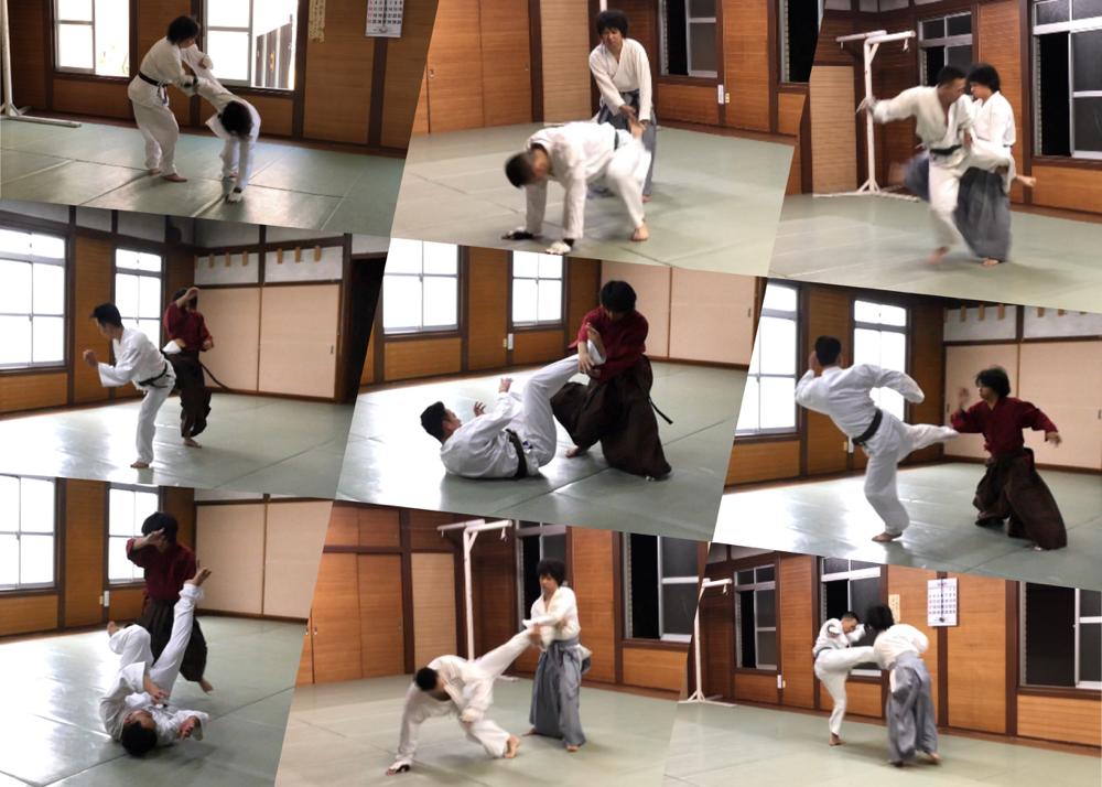 柔術 古流