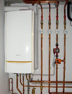 Installation, réparation chaudière à gaz