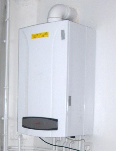 Réparation et maintenance chaudière à gaz