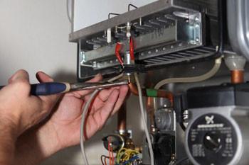 Réparation chaudière