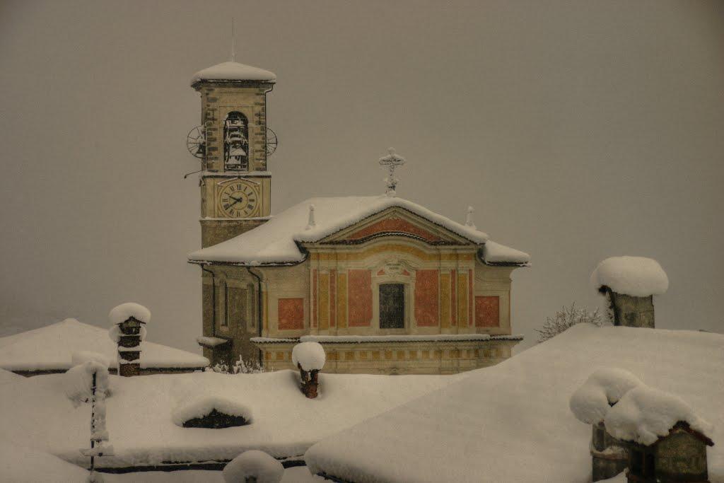 La Chiesa di Sant'Eusebio
