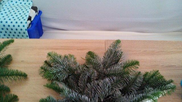 Dekoration Adventsgesteck als Weihnachtsschmuck, Geburtstag, Muttertag, Ostern, Vatertag und Weihnachten als Geschenkidee. Deko leicht und einfach DIY Geburtstagsdeko Bastelideen für die Wohnung. Anleitung zum selbermachen. Basteln für Anfänger