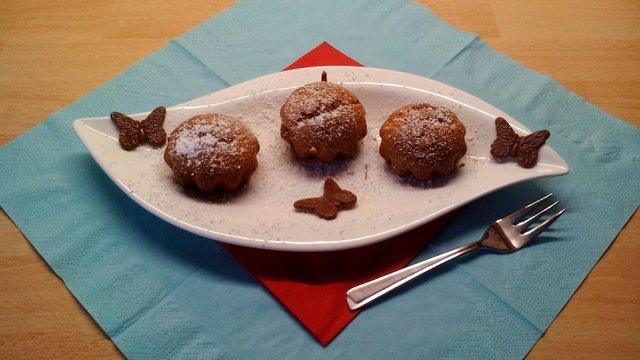 Backrezepte Marzipan Muffins backen ganz einfach und Schnell. Tolle Backideen zu Weihnachten, Geburtstag, Konfirmation, Ostern, Hochzeit, Muttertag, Vatertag oder einfach nur so. Backen und kochen für deine Party.