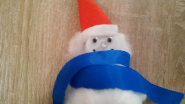 Dekoration LED Schneemann als Weihnachtsschmuck, Geburtstag, Muttertag, Ostern, Vatertag und Weihnachten als Geschenkidee. Deko leicht und einfach DIY Geburtstagsdeko Bastelideen für die Wohnung. Anleitung zum selbermachen. Basteln für Anfänger