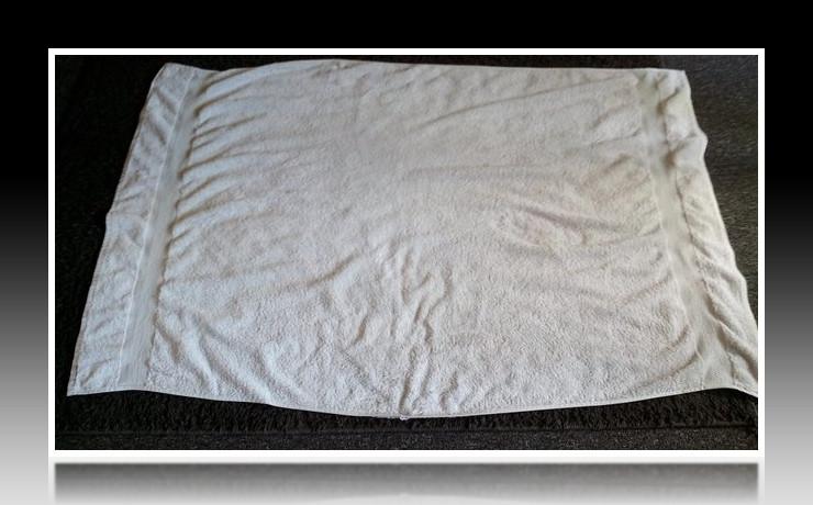 Gut gemocht Handtuch falten Herz - Tischdeko Servietten falten HV94