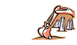 MS Erdbau Logo