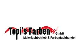 Topis Farben Logo