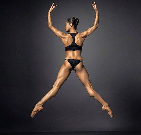 "Ballettlektionen für Ladies ""Be Ballet Fit"""