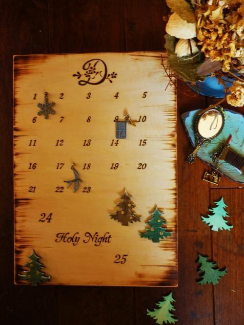 DIY女子に大人気☆ウッドバーニングでクリスマス雑貨をハンドメイドしよう♡