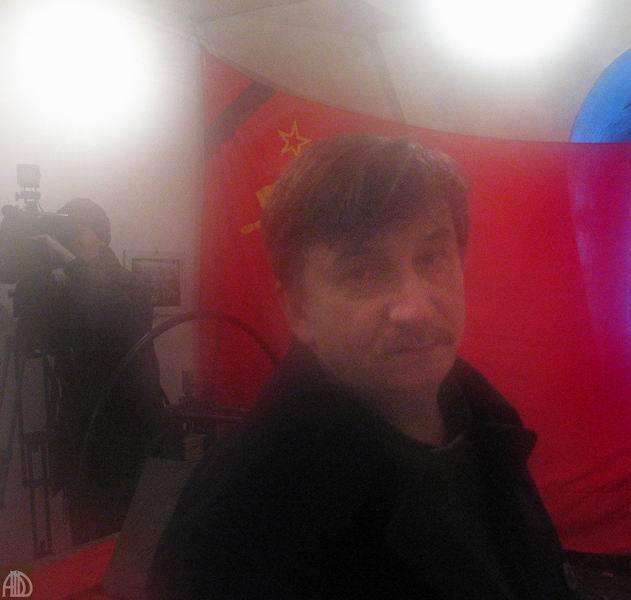 """""""Портрет художника и режиссёра Виктора Тихомирова"""""""
