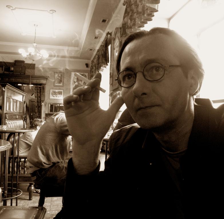 """""""Портрет художника Михаила Черчика"""" Санкт-Петербург. 2011г."""