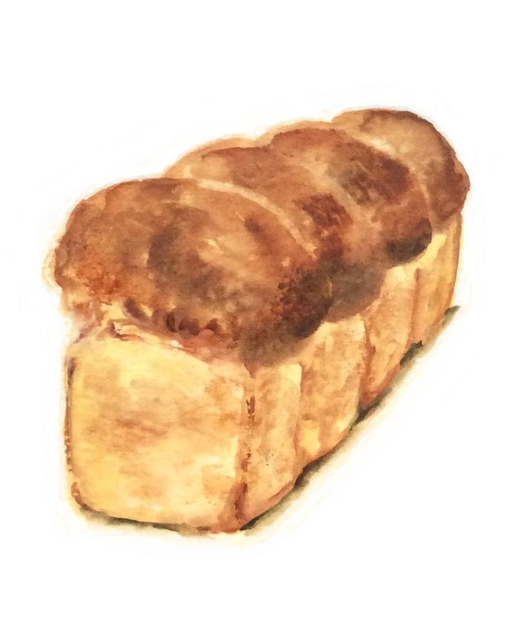 ヨシダベーカリーのパン·ドレ