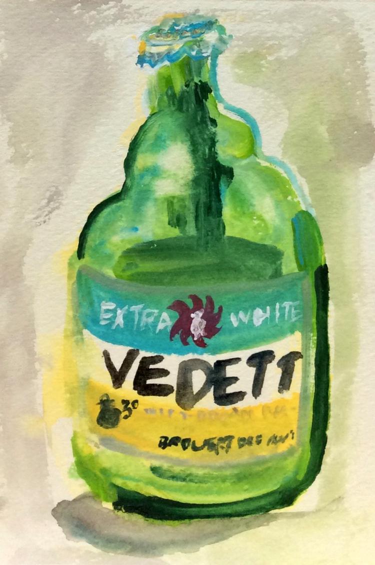 ベルギー瓶