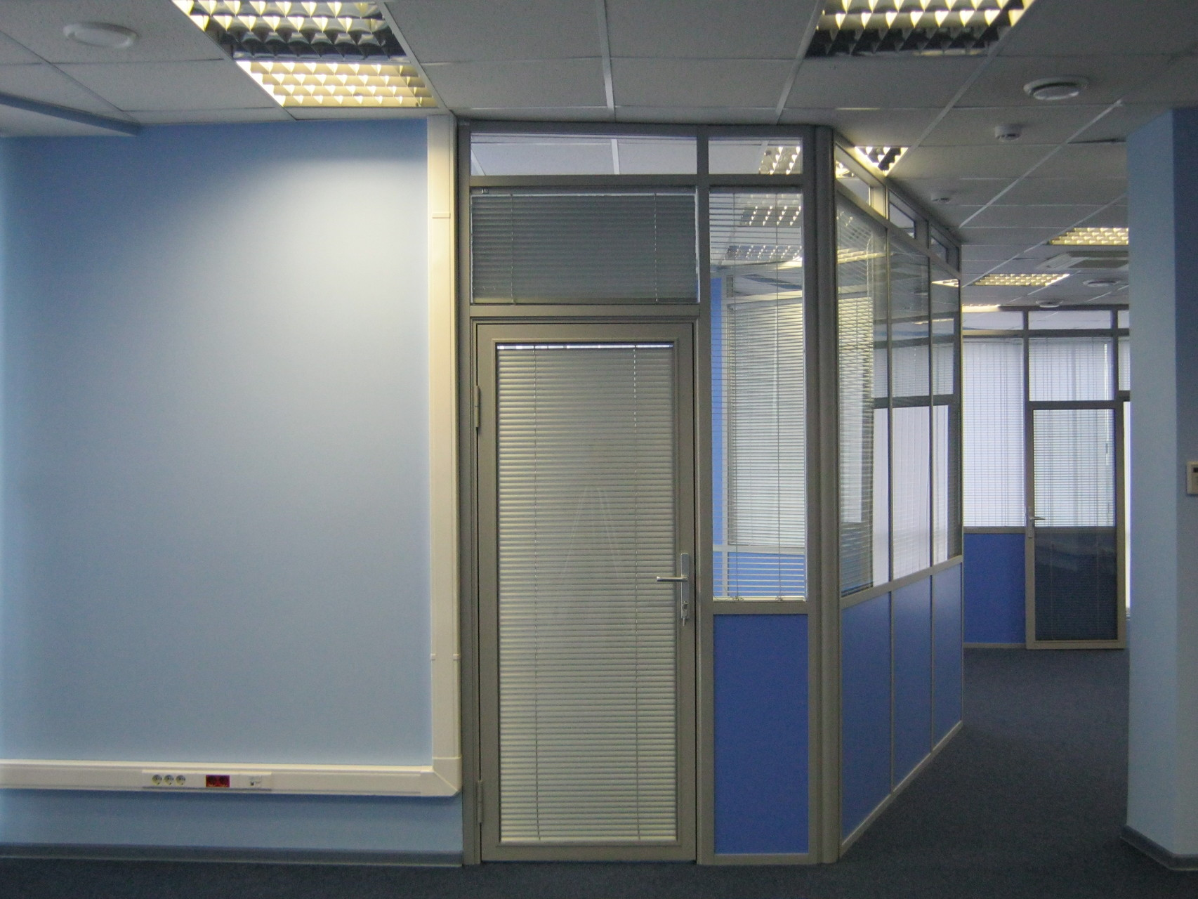 Офис на 3 этаже