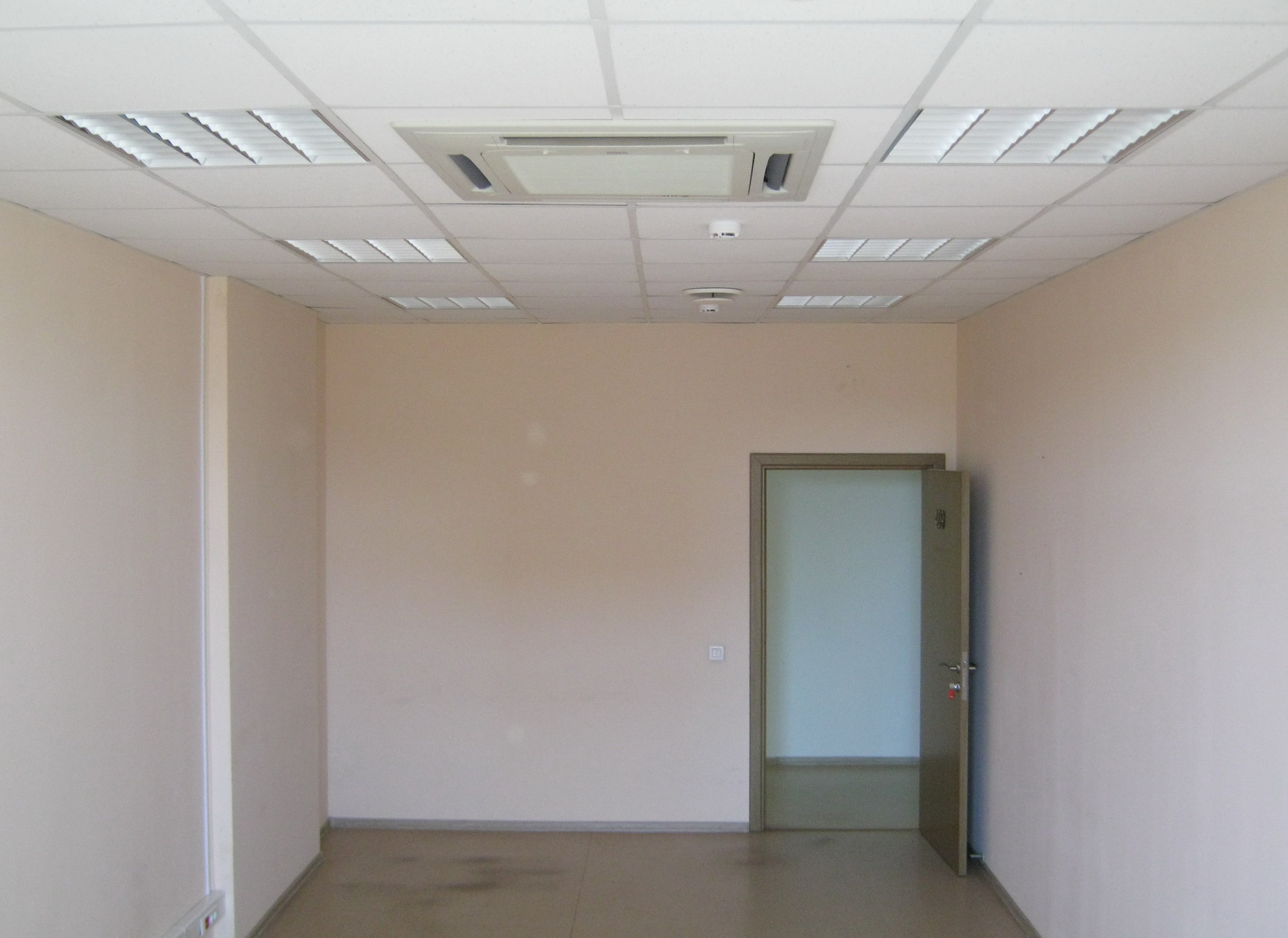 Офис на 4 этаже
