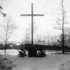 Wilknitter Gedenkstätte für den gefallenen Hubertus von Steegen