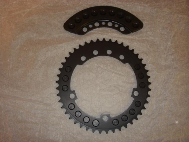 Custom Bespoke Chainring Design BCD