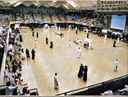 現在の試合風景