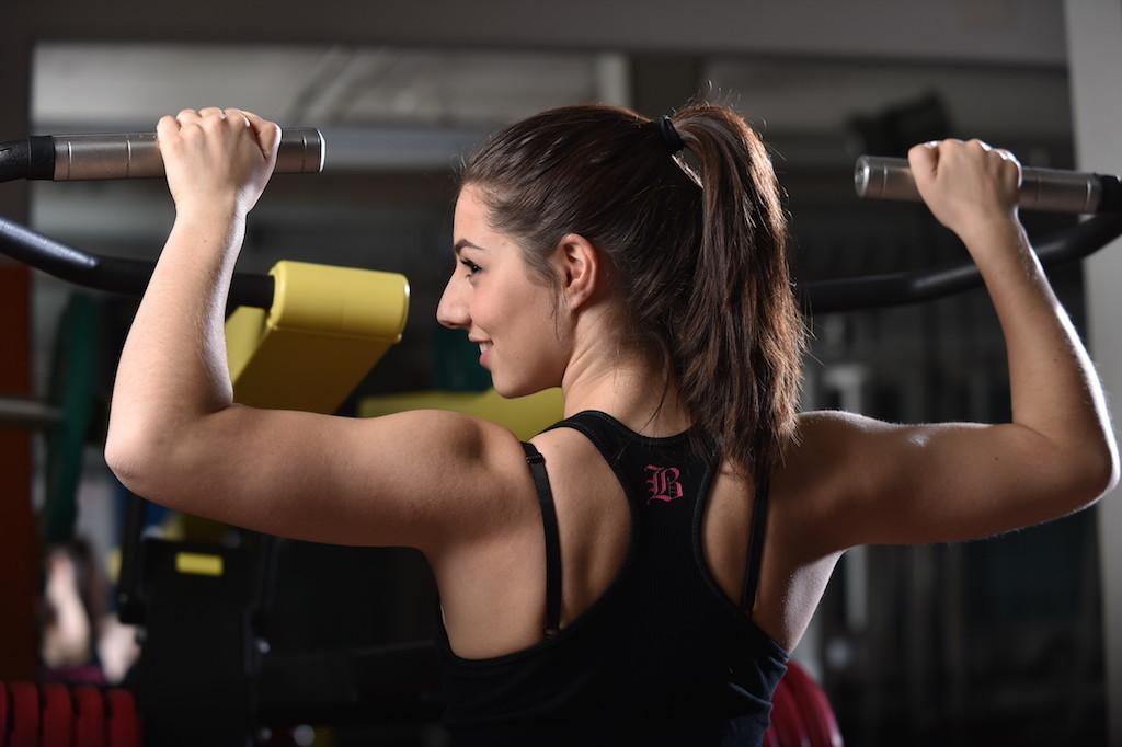 frauen im fitness