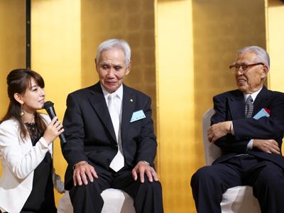 <インタビュー> 昭和30年に卒業生された大先輩へインタビュー