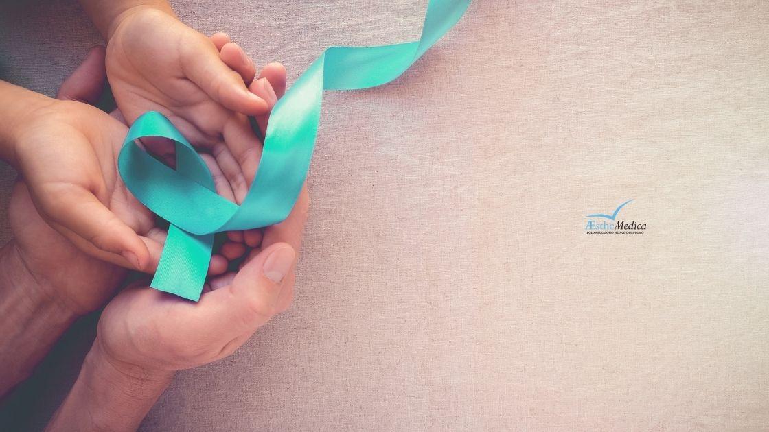 Campagna Prevenzione del Carcinoma Ovarico ad AEsthe Medica