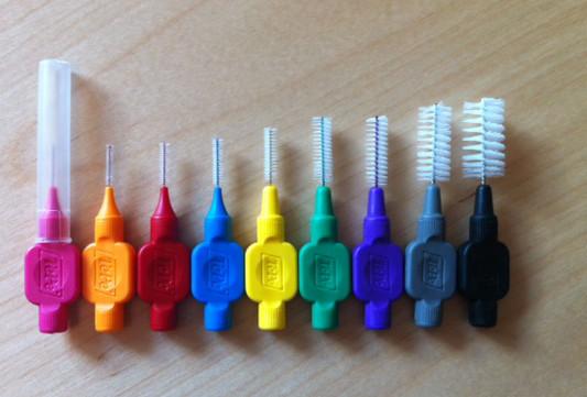Zahnzwischenraumbürsten