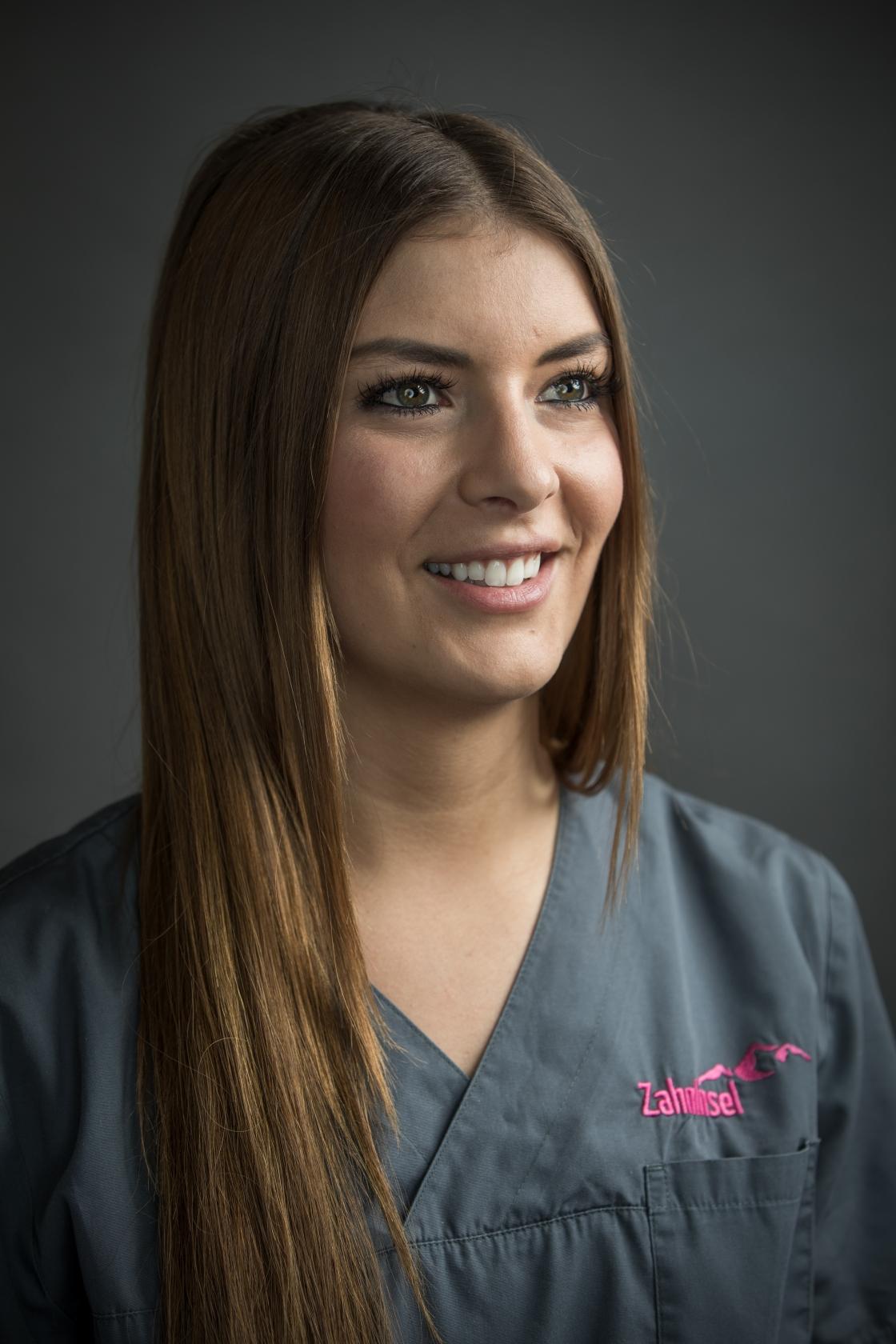 Dentalassistentin