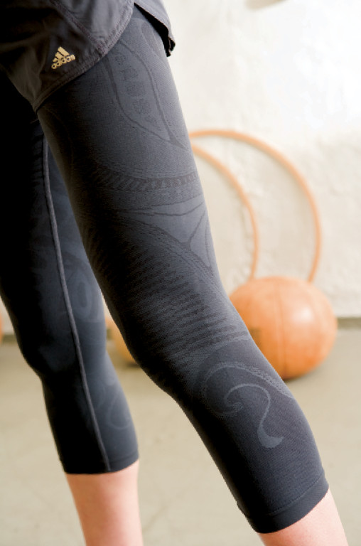 Seamless Legging Detail