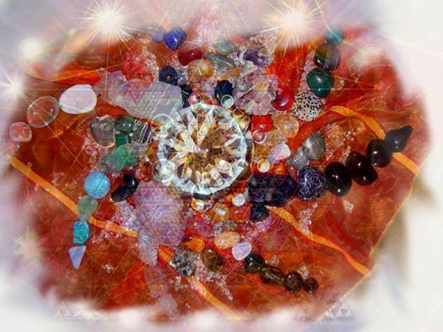 Lichtspirale zur Portalaktivierung1 - zum Wohle der Menschheit