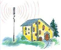 Mobilfunkeinfluss