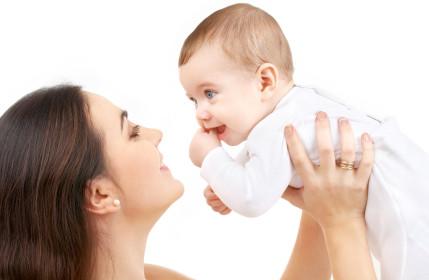 ママと赤ちゃん